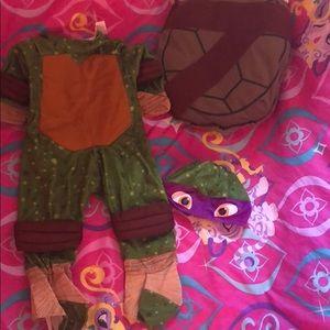 Other - Hallowen ninja costume Donatello INFANT